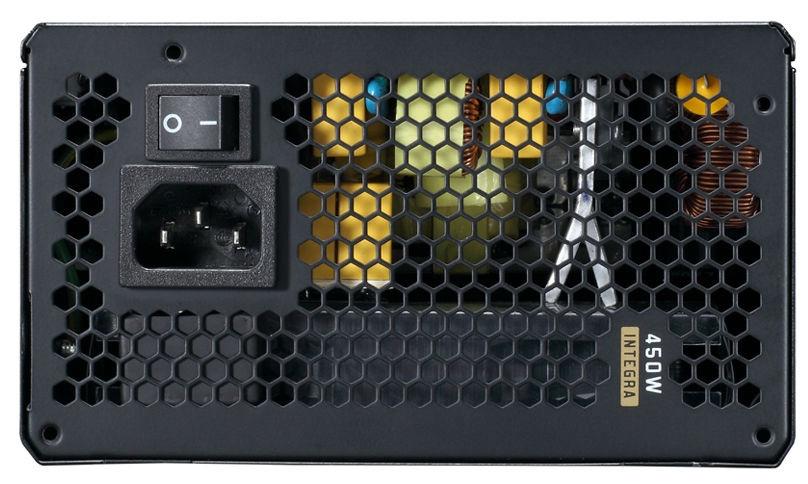 Fractal Design ATX 2.4 Integra M 450W FD-PSU-IN3B-450W-EU