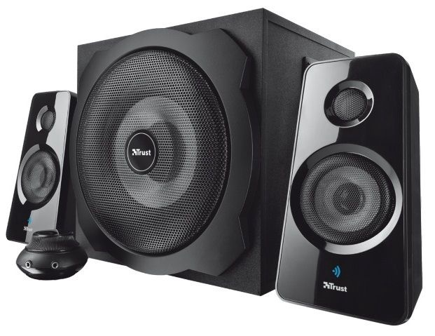 Trust Tytan 2.1 Subwoofer Speaker Set w/Bluetooth