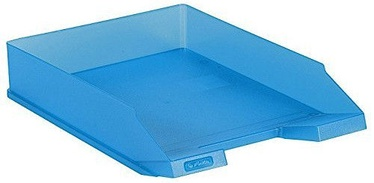 Herlitz Document Tray Turquoise Blue