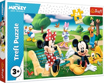 PUZLE MICKEY MOUSE 24D MAX14344