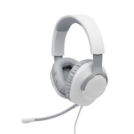 JBL Quantum 100 Gaming Headset White