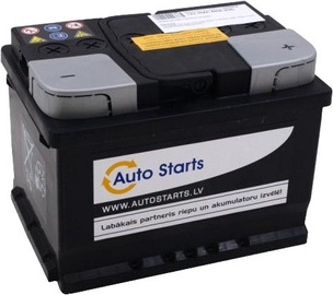 Auto Starts 12V 55Ah 480A Openable Sections