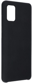 Forcell Silicone Case for Samsung A51 SM-A515F Black