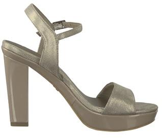 Tamaris Heiti Healed Sandal 1-1-28398-22 Platinum Combination 36
