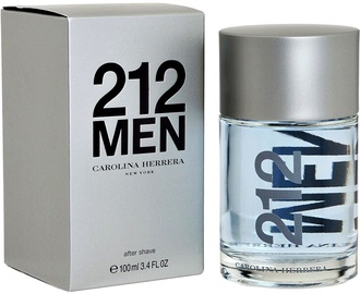 Carolina Herrera 212 100ml Aftershave