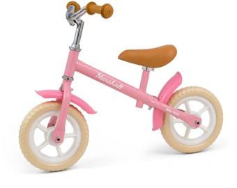 Балансирующий велосипед Milly Mally Marshall Pink