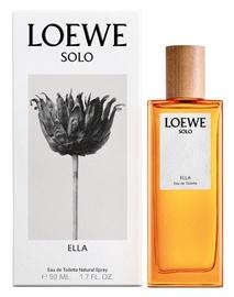 Tualettvesi Loewe Solo EDT, 50 ml