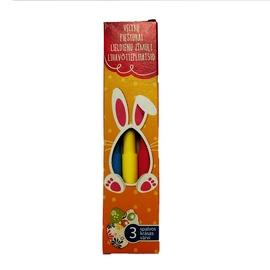 Värvid-markerid munadele 3 värvi