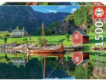 Educa Borras Puzzle Viking Ship 1500pcs