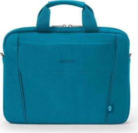 Сумка для ноутбука Dicota Slim Eco Base, синий, 13-14.1″