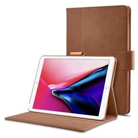 Spigen Stand Folio Kickstand Case For Apple iPad Pro 10.5 2017 Brown