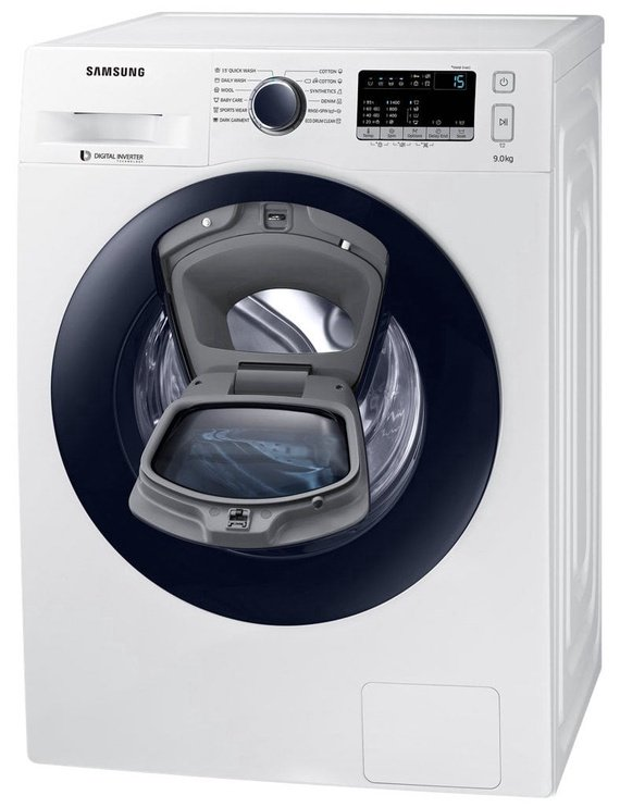 Skalbimo mašina Samsung WW90K44305W/LE