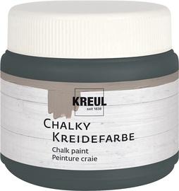 Kreidiniai dažai Kreul, 0,15 l, pilki