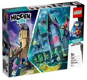 Конструктор LEGO®Hidden Side 70437 Заколдованный замок