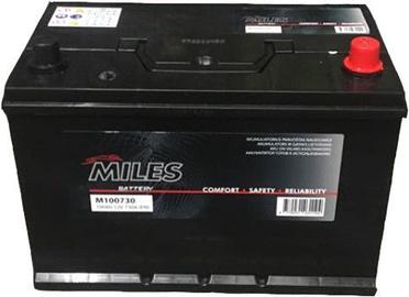 Miles M100730 Starter Battery 100Ah 730A