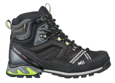 Millet High Route GTX Black Green 45 1/3