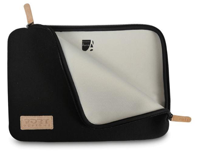 Port Designs Notebook Sleeve 13.3-14'' Black