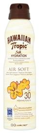 Hawaiian Tropic Silk Hydration Air Soft Sun Protection Continuous Spray SPF30 177ml