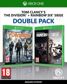 Tom Clancy's The Division and Rainbows Six: Siege Double Pack Xbox One