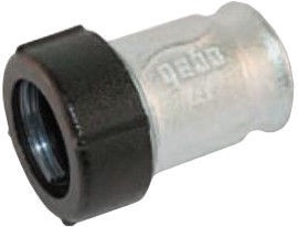 """Gebo Pipe Adapter with Internal Thread 1 1/2"""""""
