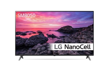 Televizorius LG 49SM8050PLC