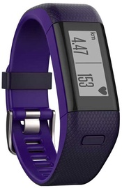 Garmin Vivosmart HR+ Regular Purple