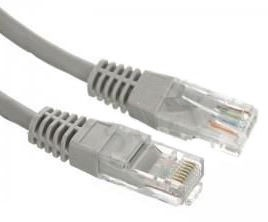 A-Lan Patch Cable UTP CAT5e 2m Grey