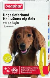 Beaphar Ticks & Fleas Collar 65cm Yellow