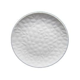 Taldrik Domoletti Chic Round Plate White 18.7cm