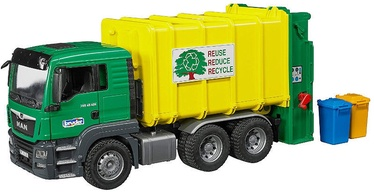 Bruder MAN TGS Rear-Loading Garbage Truck 03764