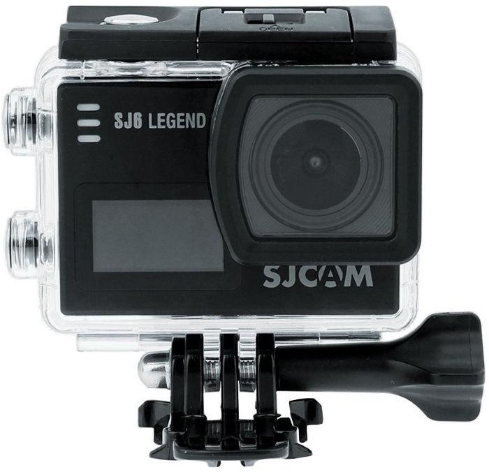 Veiksmo kamera Sjcam SJ6 Legend Black