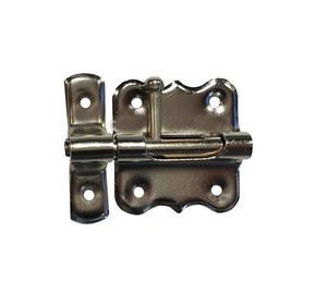Durų skląstis Vagner SDH BFX DIY, nikelio spalvos, 30 mm