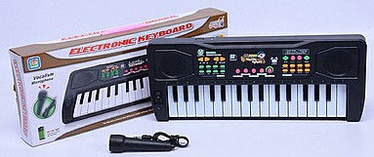 Tommy Toys 32 Keys Keyboard With Microphone