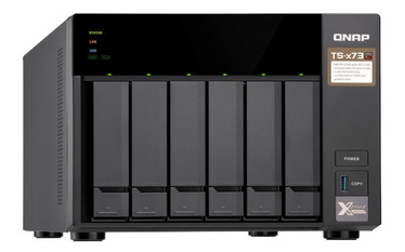 QNAP Systems TS-673-8 6-Bay