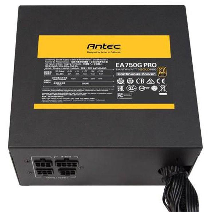 Antec EarthWatts Gold Pro PSU EAG Pro 750W