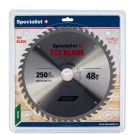 Пильный диск Specialist+, 250 мм x 32 мм