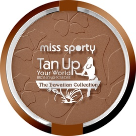 Miss Sporty Tan Up Your World Bronzing Powder 18g 20