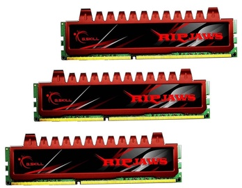 G.SKILL RipJaws 12GB 1333MHz DDR3 CL9 Kit Of 3 F3-10666CL9T-12GBRL