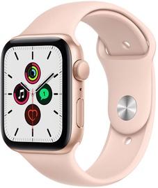 Išmanusis laikrodis Apple Watch SE GPS LTE + Cellular, 44mm Aluminum Pink Sand Sport Band, rožinė