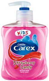 Carex Kids Strawberry Candy Antibacterial Hand Wash 250ml