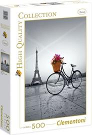 Clementoni Puzzle Romantic Promenade In Paris 500pcs 35014