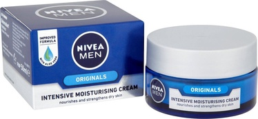 Sejas krēms Nivea Men Men Originals Intensive Moisturizing Cream PS, 50 ml