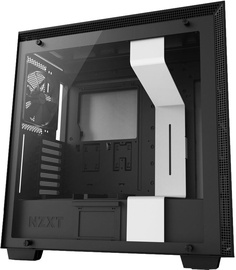 NZXT H700 Mid Tower E-ATX White/Black