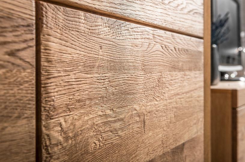 Komoda Szynaka Meble Velle 45 Oak, 160x42x94 cm