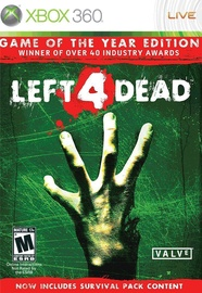 Left 4 Dead GOTY Edition Xbox One Compatible Xbox 360