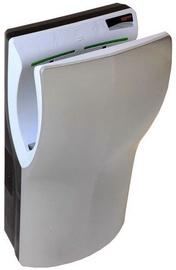 Mediclinics Dualflow Plus Hand Dryer M14 Silver