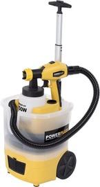 Powerplus POWX358 Paint Spray Gun + Trolley