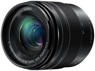Panasonic LUMIX G 12-60mm f/3.5-5.6 ASPH. POWER O.I.S.