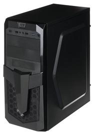 Akyga Midi Tower ATX Case AKY25BK