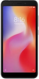Xiaomi Redmi 6A 2/16GB Dual Black